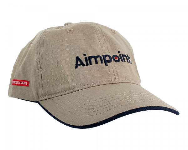 Aimpoint Cap, Ripstop, Beige